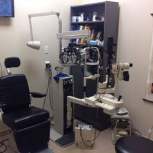 vision care room